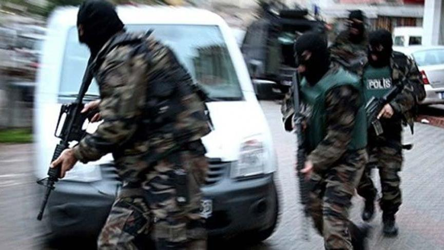 Başkentte suç örgütü operasyonunda 2 tutuklama