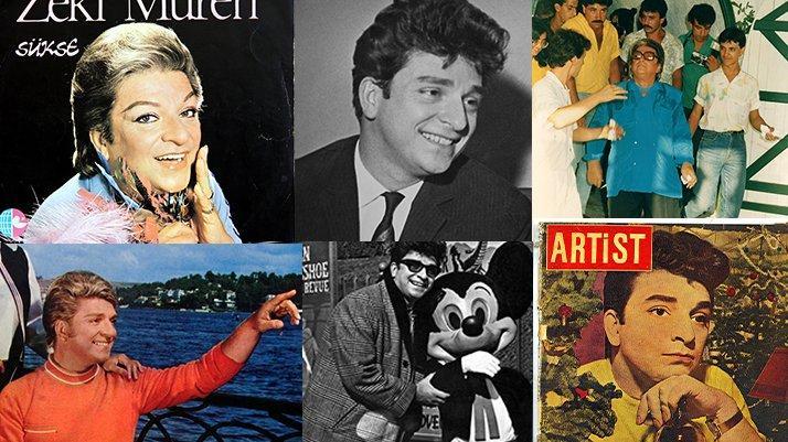 'Sanat Güneşi'miz Zeki Müren vefatının 22'inci yılında anılıyor
