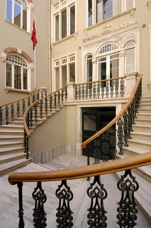 İstanbul Moda Akademisi binası