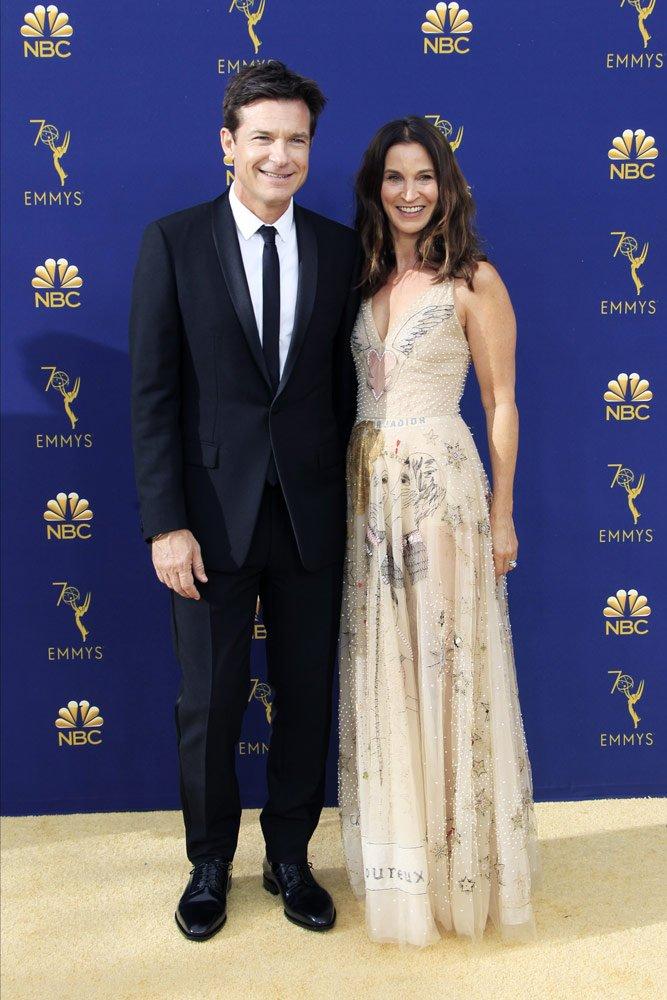 Jason Bateman ve Amanda Anka