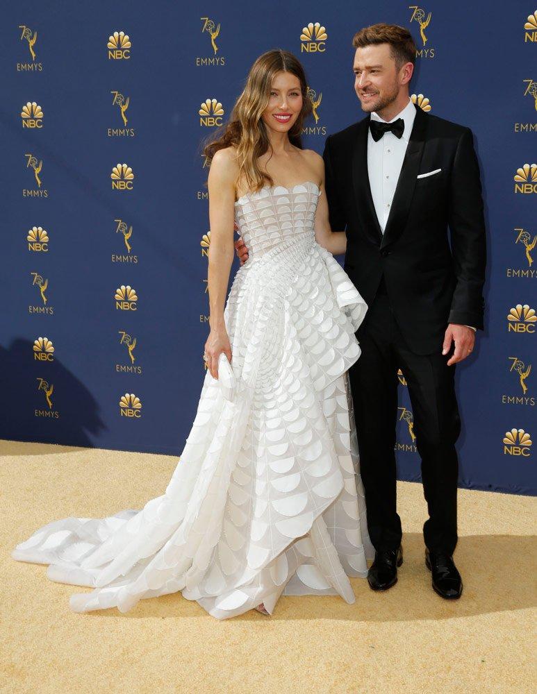 En sevilen çiftlerden biri hi kuşkusuz Jessica Biel Justin Timberlake... İkili, stillerinde de güzel bir uyum yakalamış.