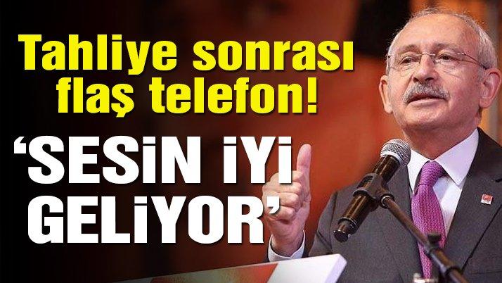 Kılıçdaroğlu: Berberoğlu ile kucaklaşacağım