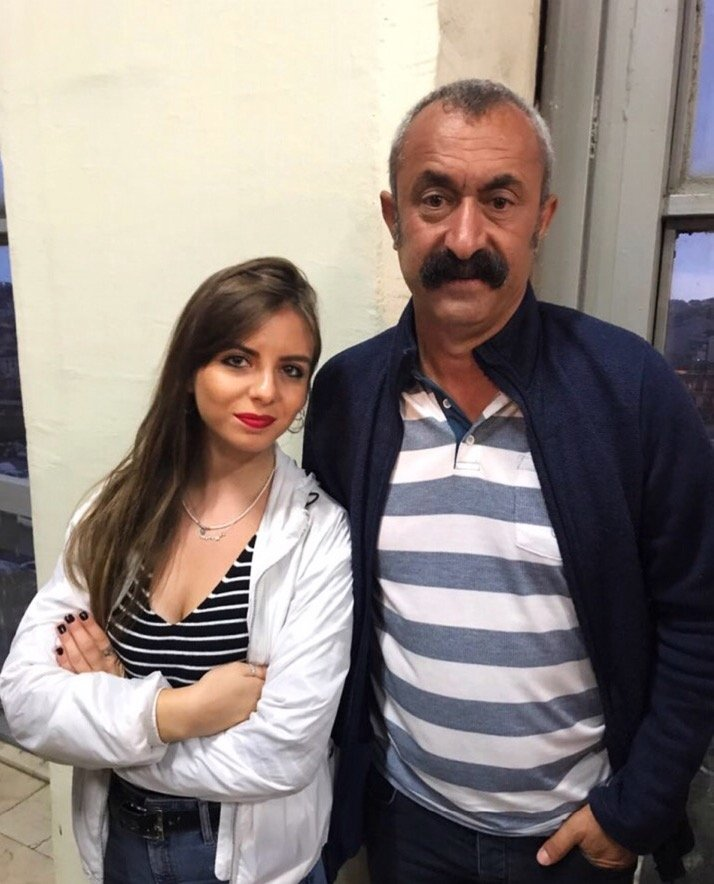 Maçoğlu, Sözcü muhabiri Fatma Vurgun'un sorularını yanıtladı.