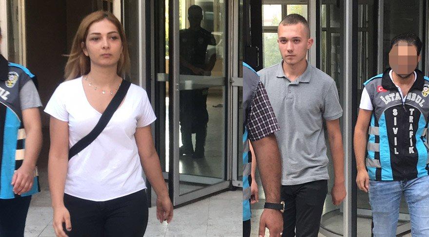 İki sürücü de gözaltına alındı ve haklarında yasal işlem uygulandı.