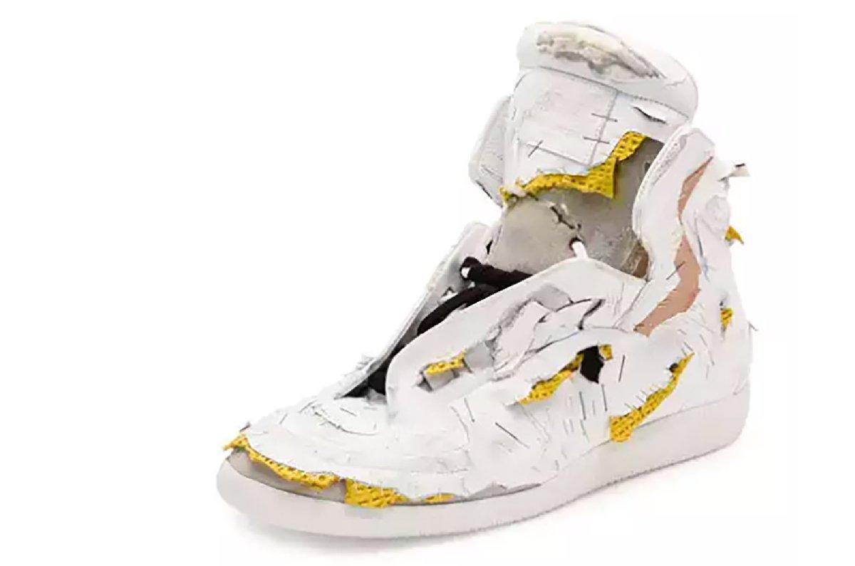 Maison Margiela markasına ait 1425 Dolar'lık sneaker.