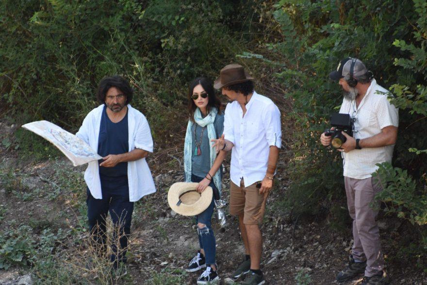 Megan Fox Çanakkale'de bir TV programının çekimleri için bulunuyor. DHA