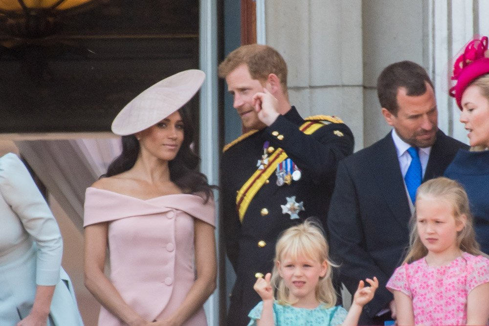 Meghan Markle ve Prince Harry...