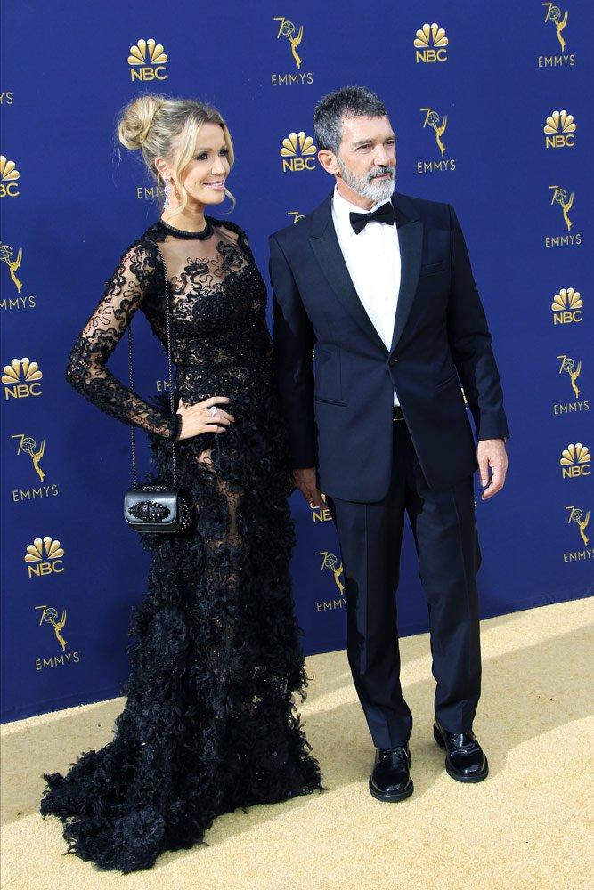 Nicole Kimpel ve Antonio Banderas
