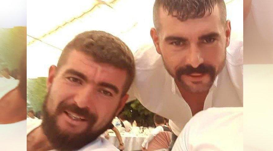 Hasan ve Ramazan Koyun kardeşler aynı karede. Foto: İHA