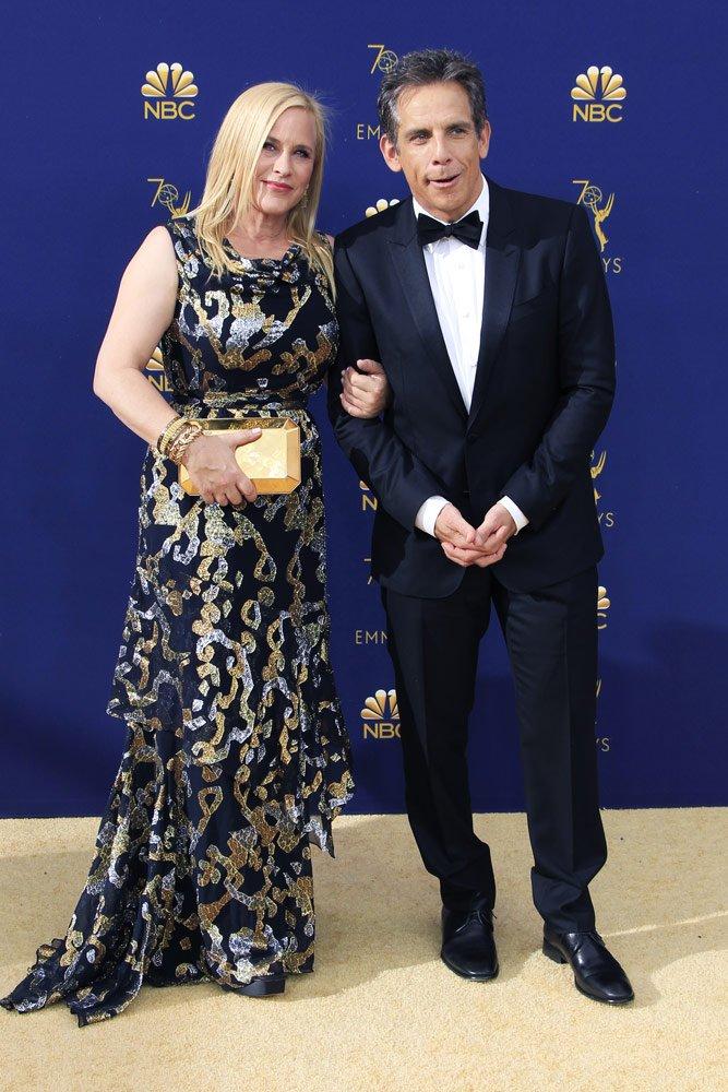 Patricia Arquette ve Ben Stiller