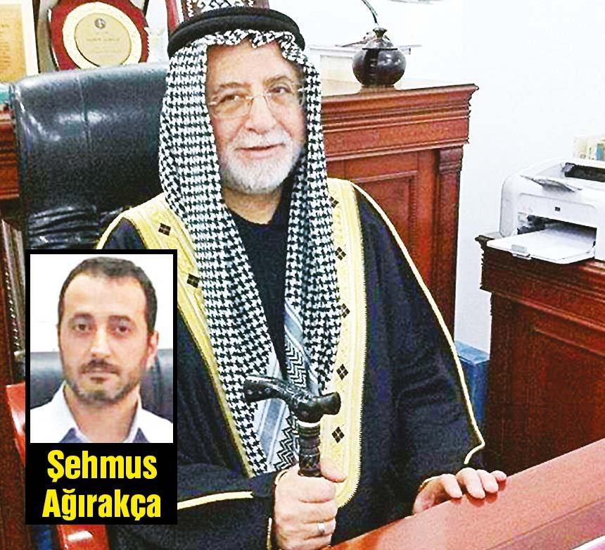 Mardin Artuklu Üniversitesi Rektörü Prof. Ahmet Ağırakça, Arap şeyhleri gibi giyinip fotoğraflarını sosyal medya hesabından paylaşması ve çiğ köfte ihaleleriyle gündeme gelmişti.