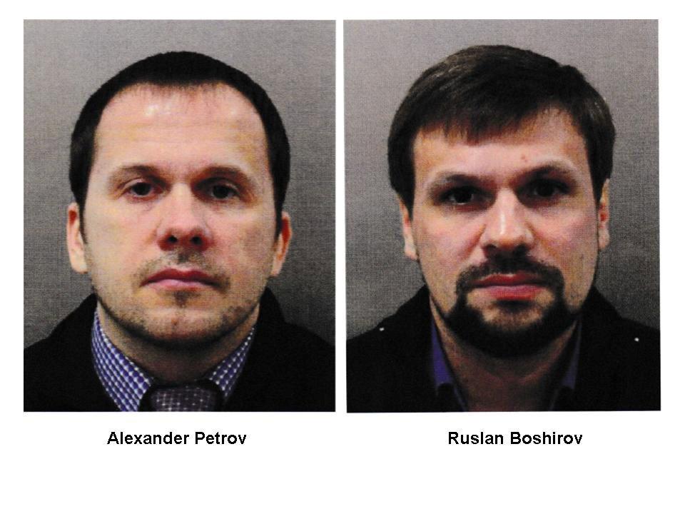 İngiliz yetkililer cinayete teşebbüsten suçlanan Rus vatandaşlarının detaylarını kamuoyuyla paylaştı.