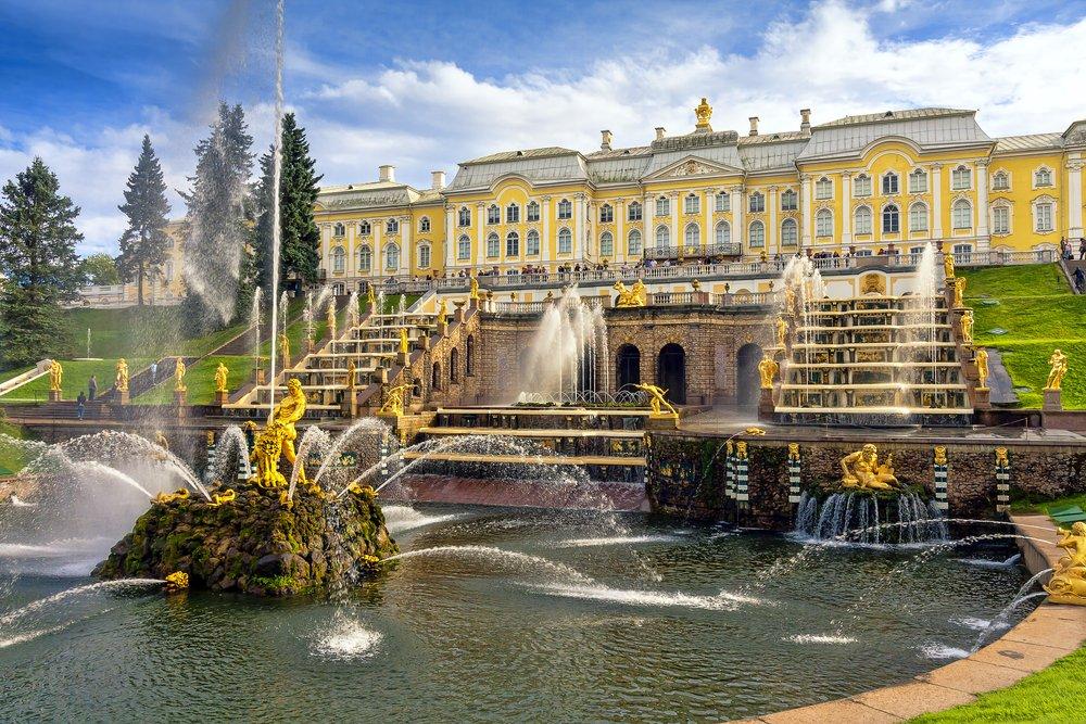 Peterhof Sarayı - Foto: Shutterstock
