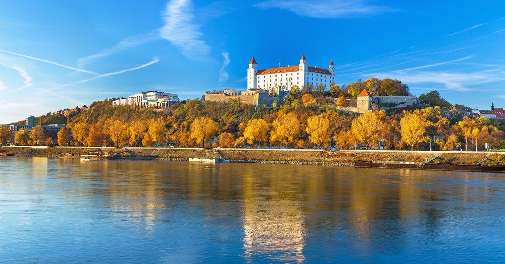 Bratislava Kalesi - Foto: Shutterstock