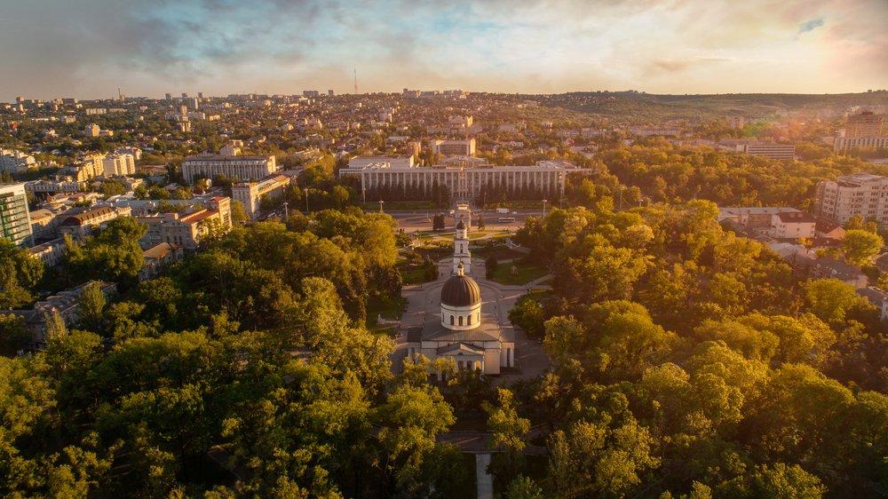 Kişinev Katedrali - Foto: Shutterstock