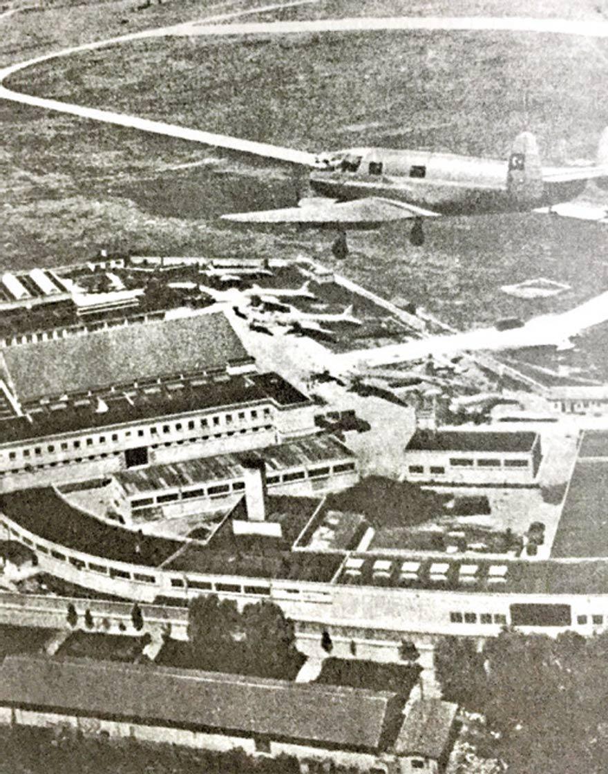 THK Etimesgut Cumhuriyet, 4 Mayıs 1935 Uçak Fabrikası (1942)