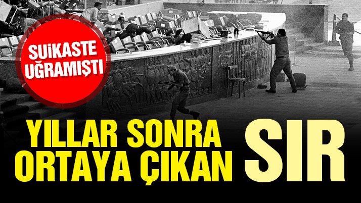 Enver Sedat, İsrail'i Filistinlilere özerlik konusunda ikna etmiş