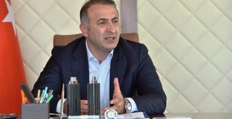 Türkiye Kırmızı Et Üreticileri Merkez Birliği Başkanı Bülent Tunç,