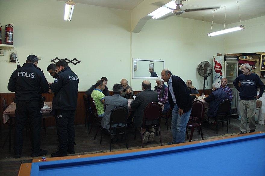 FOTO: DHA- Fatih'te 'Ulubatlı - 7' asayiş denetimi