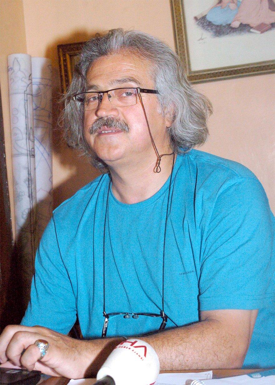FOTO: DHA - Hakkında usulsüzlük soruşturması açılan Konya Müze Müdürü, görevden alındı