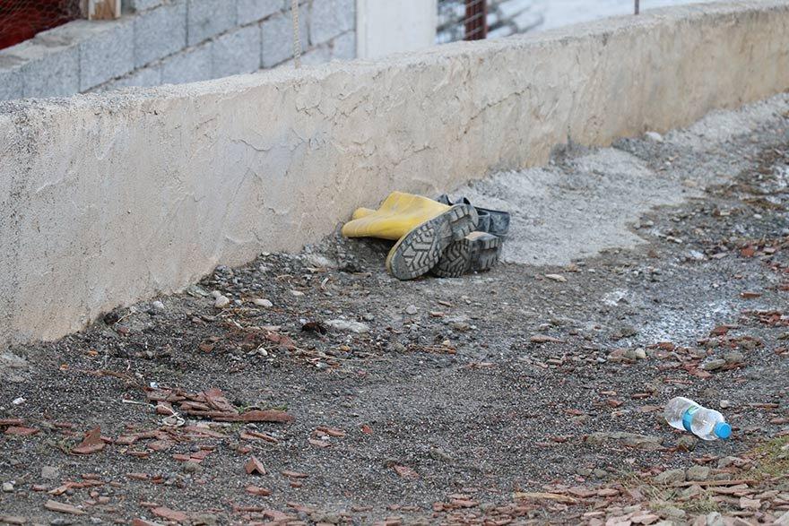 FOTO: İHA- ANTALYA'NIN GAZİPAŞA İLÇESİNDE MEYDANA GELEN İŞ KAZASI SONUCU 1 İŞÇİ ÖLDÜ, BİR İŞÇİ AĞIR YARALANDI.