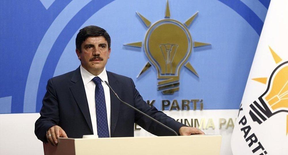 AKP Genel Başkan Danışmanı Yasin Aktay