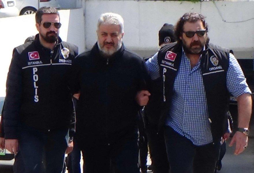 Naci Şerifi Zindaşti 20 Nisan 2018 tarihinde tutuklanmıştı,