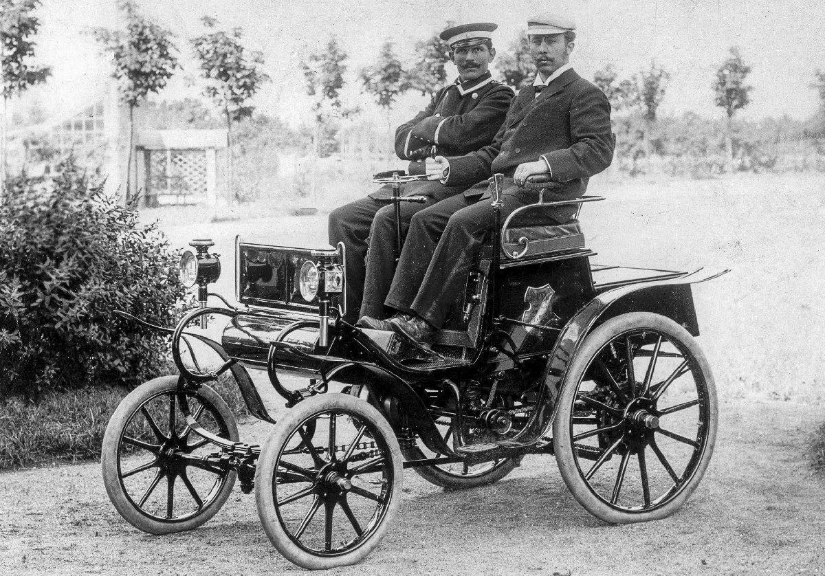1899 Opel Lutzmann