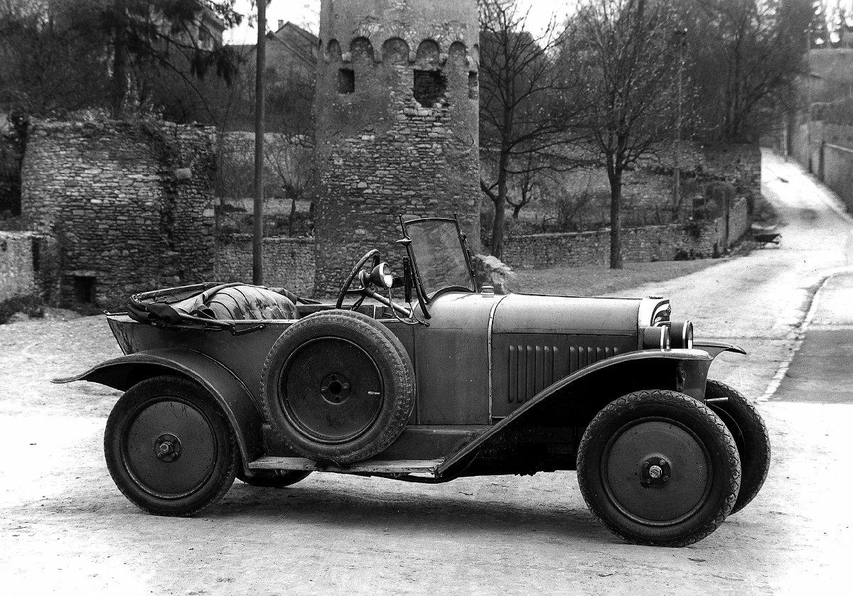 1924 Opel Laubfrosch