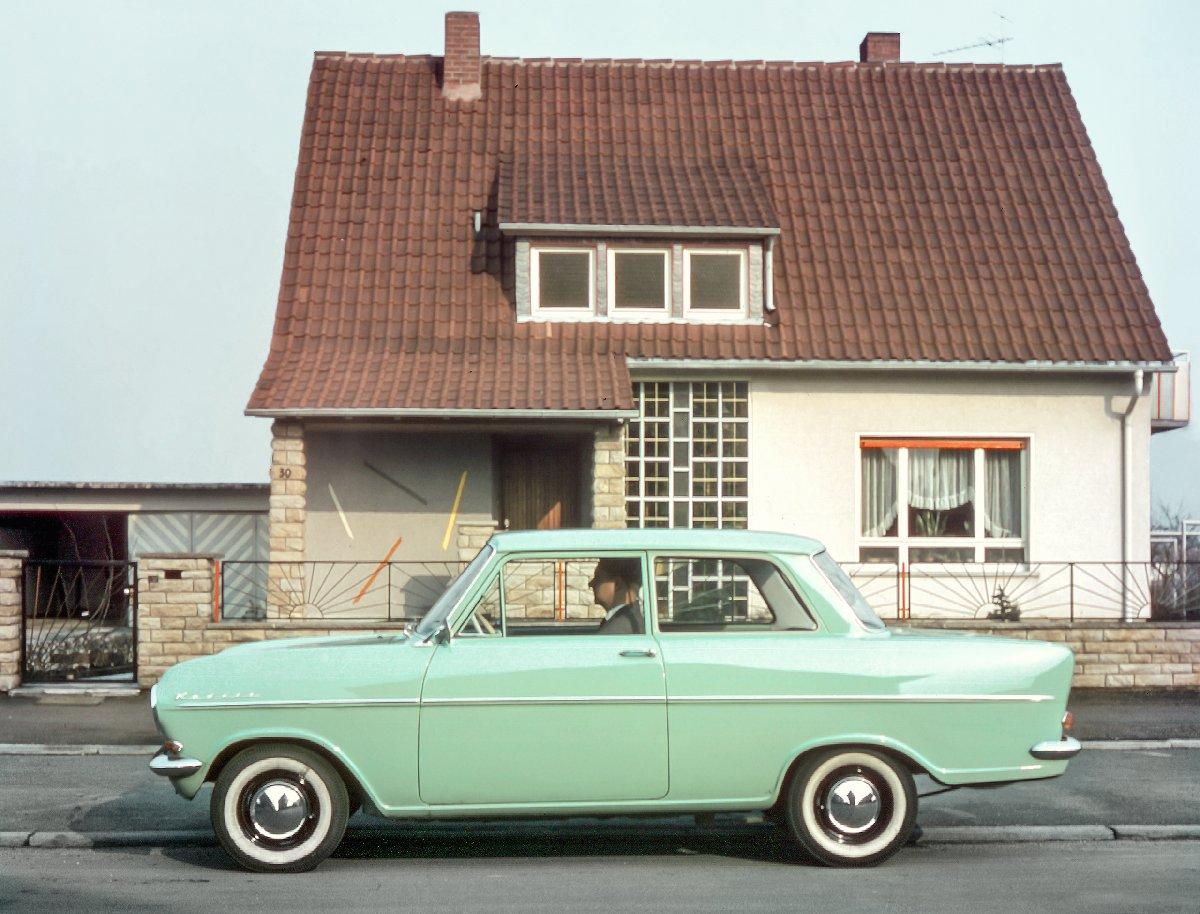 1962 Opel Kadett
