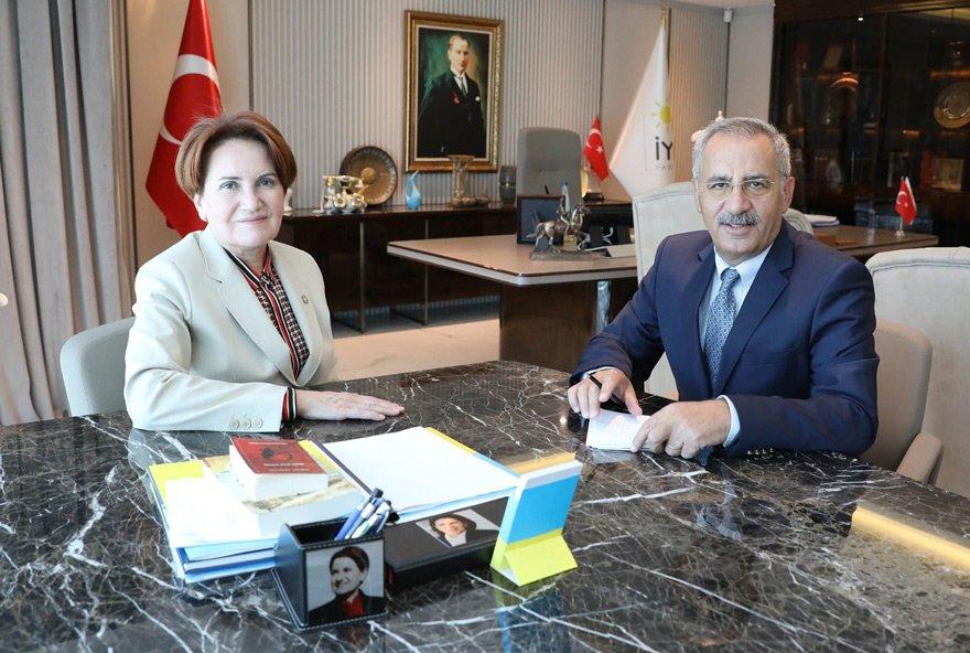 MERAL AKŞENER, 25 EKİM'DE SAHAYA İNECEK İYİ Parti lideri Meral Akşener, Ankara Temsilcimiz Saygı Öztürk'ün sorularını yanıtladı. Akşener, seçim çalışmaları kapsamında 25 Ekim'de bölge toplantılarını başlatacağını söyledi.
