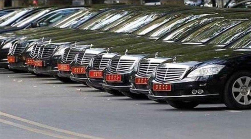 Meclis'in hizmetine sunulan araçlara 20 ayda liralık yakıt harcandı