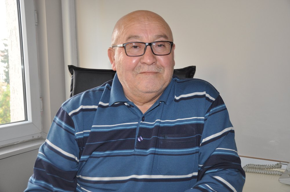 Eski Belediye Başkanı Kadir Kılınçal