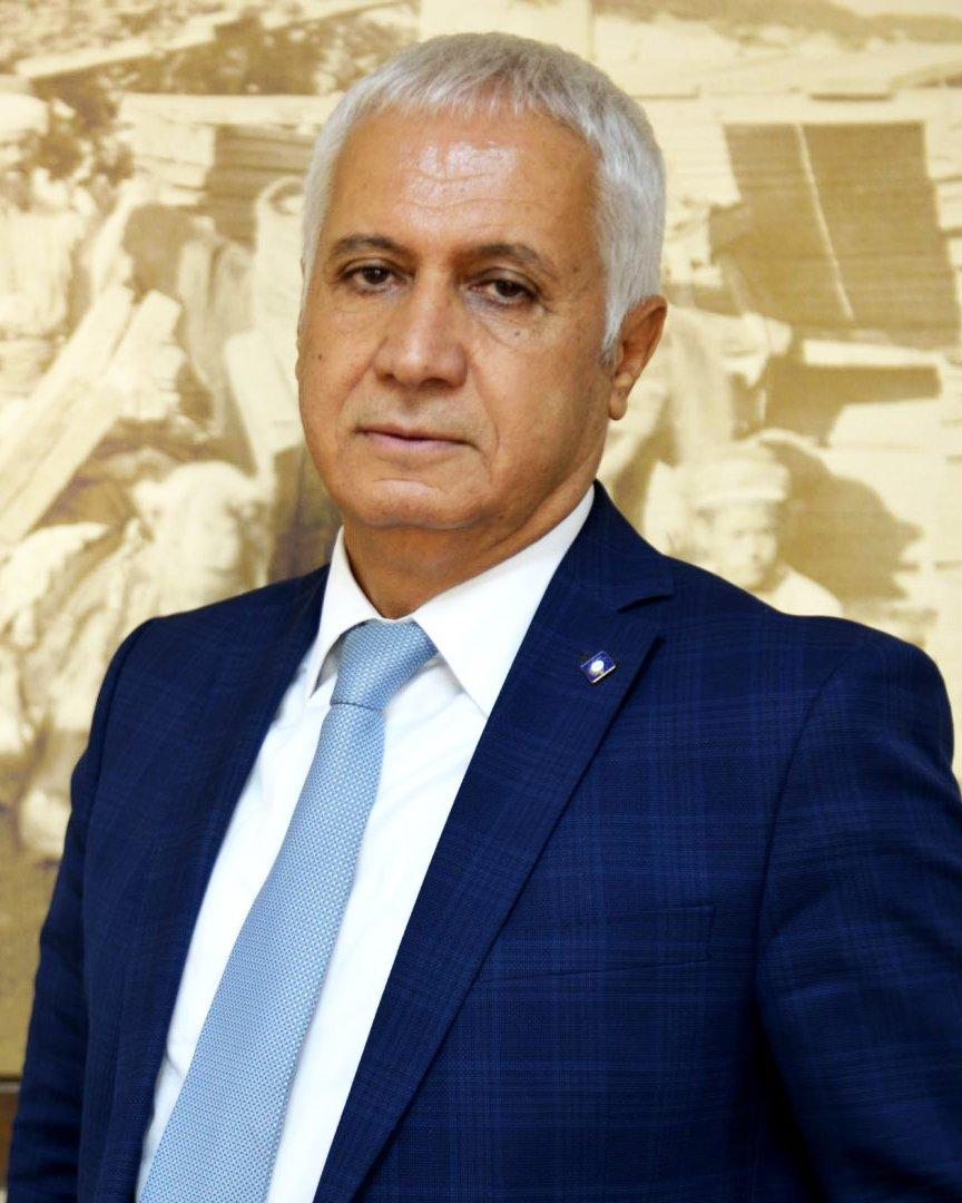 ZMO Antalya Şubesi eski başkanı Vahap Tuncer