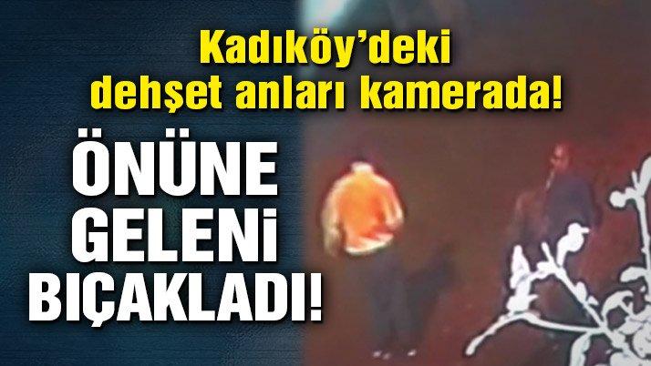 Son Dakika… Kadıköy'de dehşet: Cezaevi firarisi önüne geleni bıçakladı; 4'ü ağır 11 yaralı
