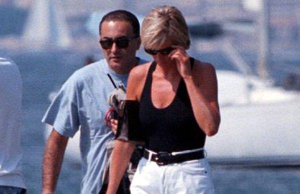 Lady Diana ve Dodi Al Fayed
