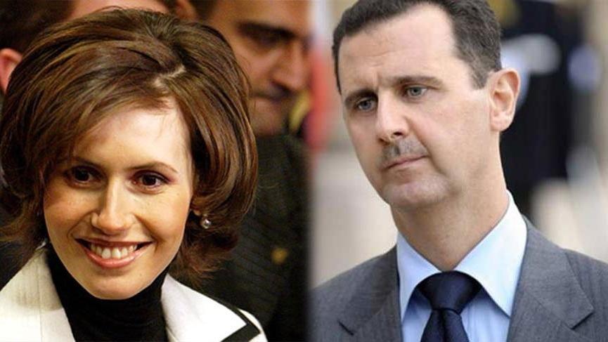 Esma Esad, Suriye'deki iç savaşı sona erdirmek için hiçbir şey yapmadığı için uluslararası kamuoyunun tepkisini çekmişti.