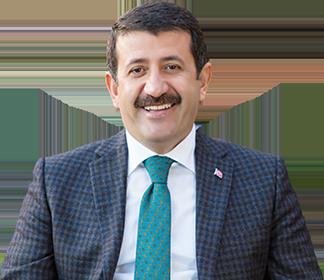 Eyyübiye Belediye Başkanı Ekinci