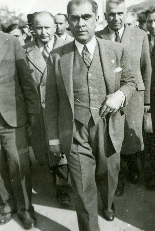 Yücel, 1938-46 arası bakanlık yaptı.