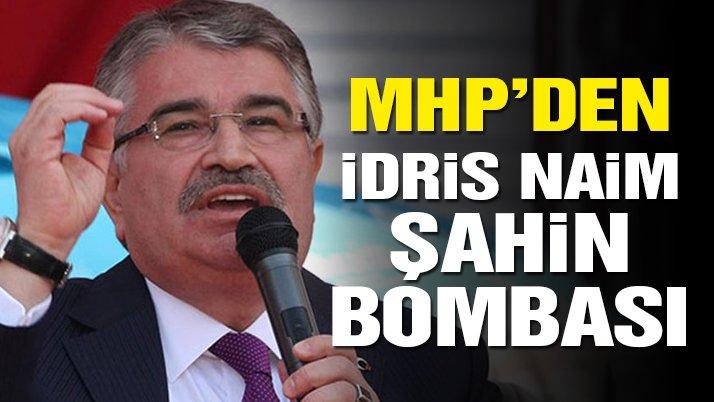 Ordu Büyükşehir'e İdris Naim Şahin'i aday göstermek istiyorlar