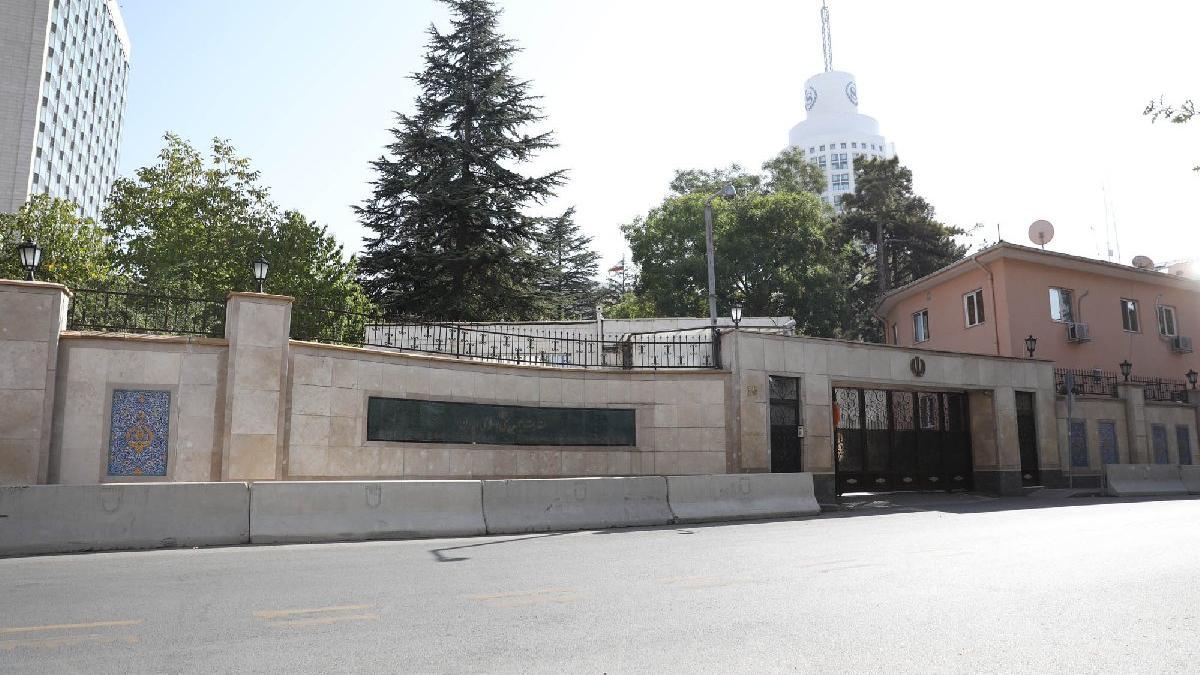 Ankara'da alarm! Büyükelçiliğe bomba ihbarı