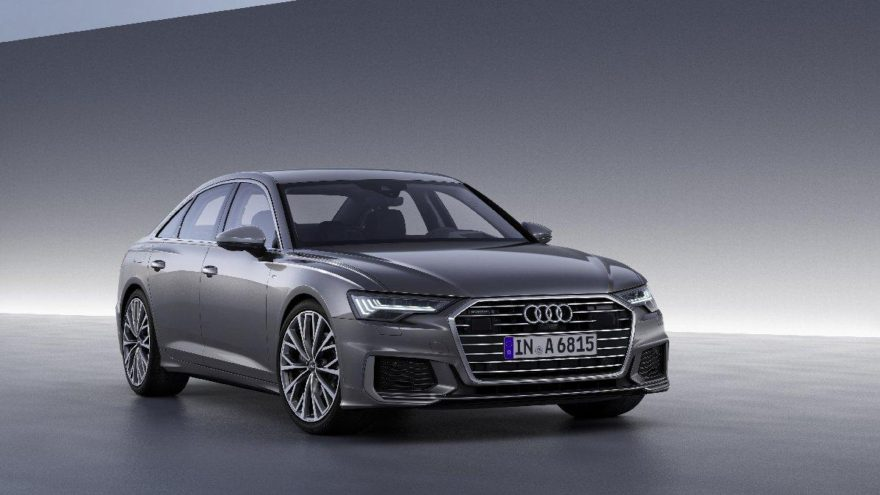 Yeni Audi A6'ya tam puan!