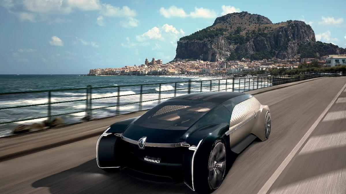 Renault'dan Paris Otomobil Fuarı'nda iki Dünya prömiyeri