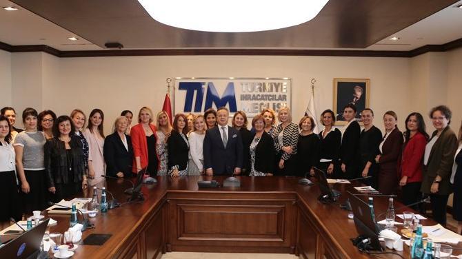 """""""TİM Kadın Konseyi"""" kuruldu"""