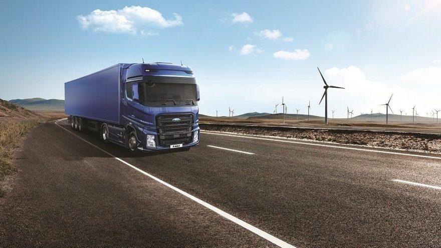 Yeni Ford Trucks F-MAX yollarda!