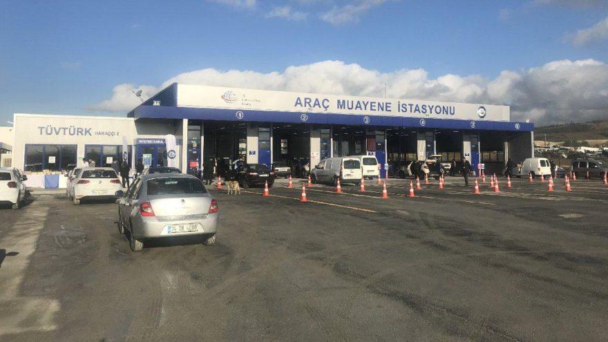 TÜVTÜRK'ten İstanbul'a yeni araç muayene istasyonu