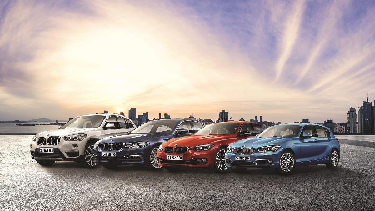 Ekim ayı BMW fırsatları