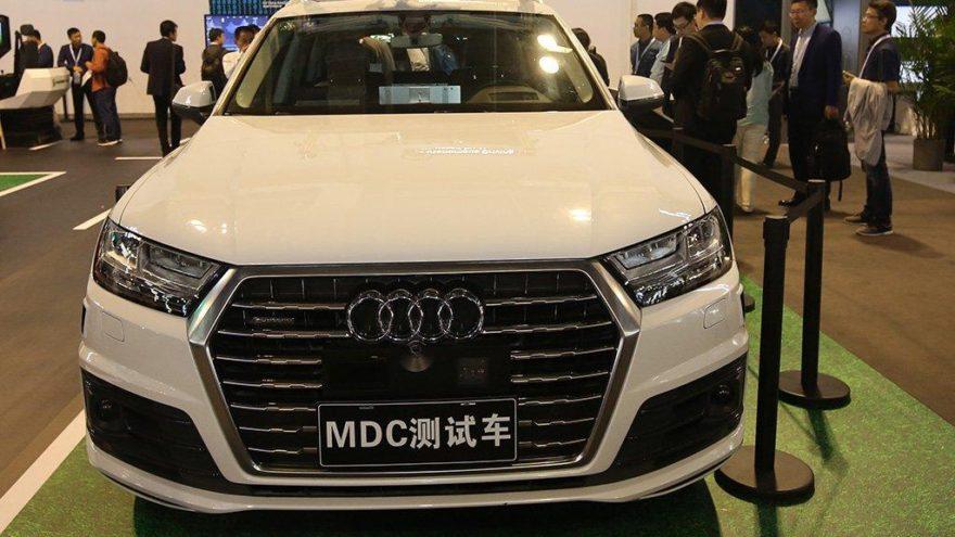 Audi ile Huawei güçlerini birleştiriyor!