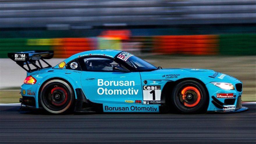Borusan Otomotiv Motorsport 3 Hour Endurance Champions Cup'a hazırlanıyor!