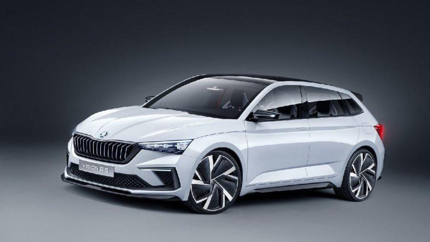 İşte Skoda'nın yeni RS otomobili